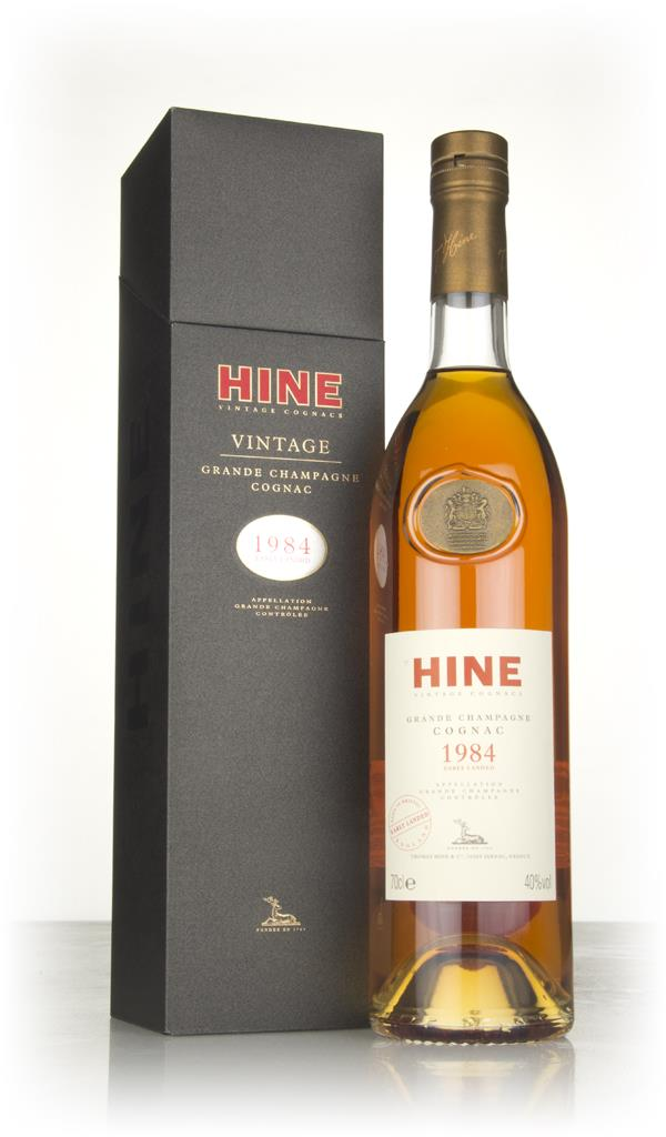 Hine 1984 Early Landed - Grande Champagne XO Cognac