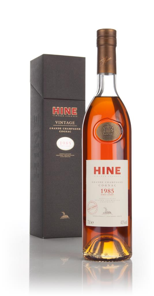 Hine 1985 Early Landed - Grande Champagne Cognac 3cl Sample XO Cognac