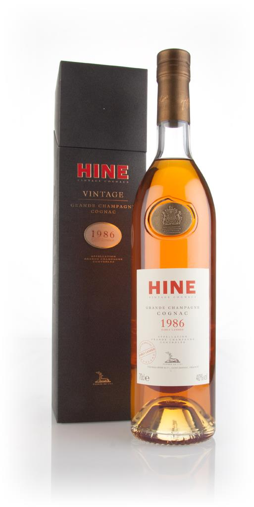Hine 1986 Early Landed XO Cognac