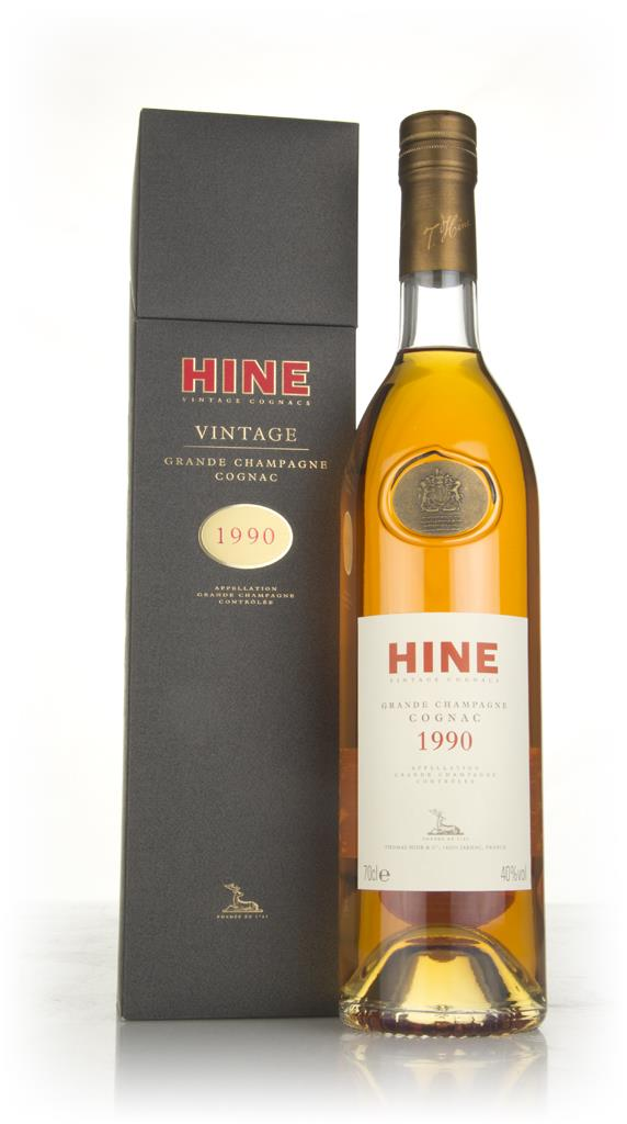 Hine 1990 Grande Champagne Hors dage Cognac