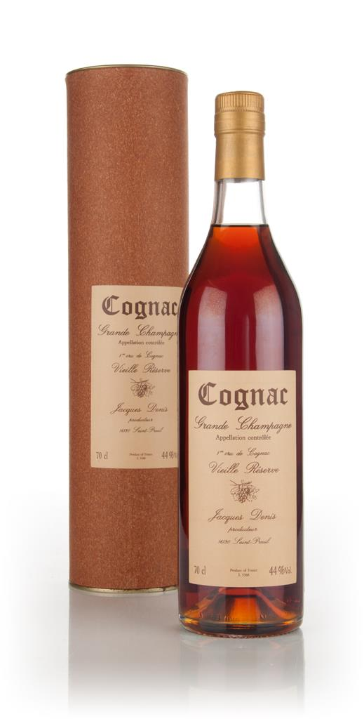 Jacques Denis Vieille Reserve 3cl Sample Hors dage Cognac