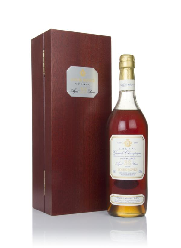 Louis Royer 38 Year Old Grande Champagne Cognac Single Cask Bottling ( Hors dage Cognac