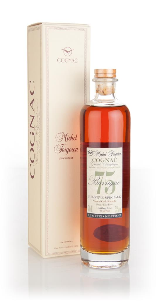 Michel Forgeron Barrique 1975 - Natural Cask Strength Hors dage Cognac