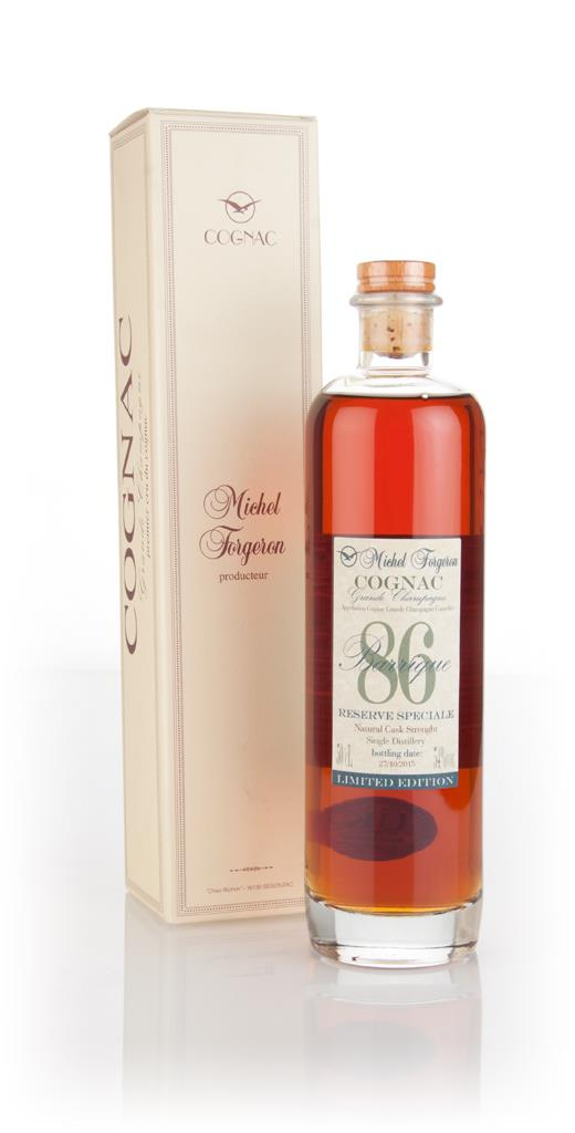 Michel Forgeron Barrique 1986 - Natural Cask Strength Hors dage Cognac