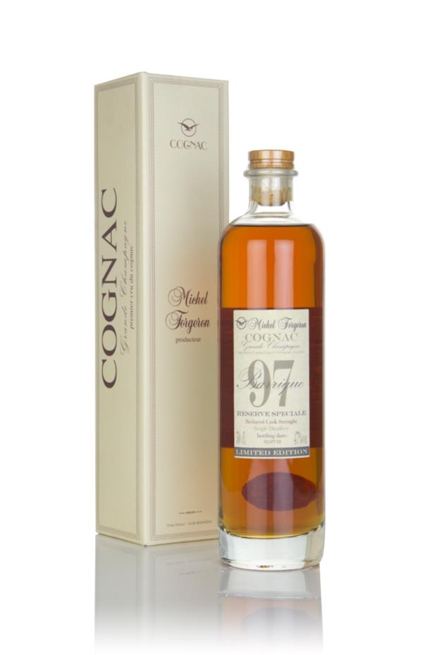 Michel Forgeron Barrique 1997 - Natural Cask Strength Hors dage Cognac