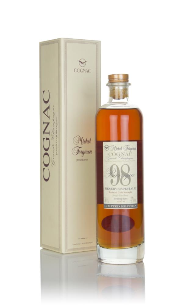 Michel Forgeron Barrique 1998 - Natural Cask Strength Hors dage Cognac