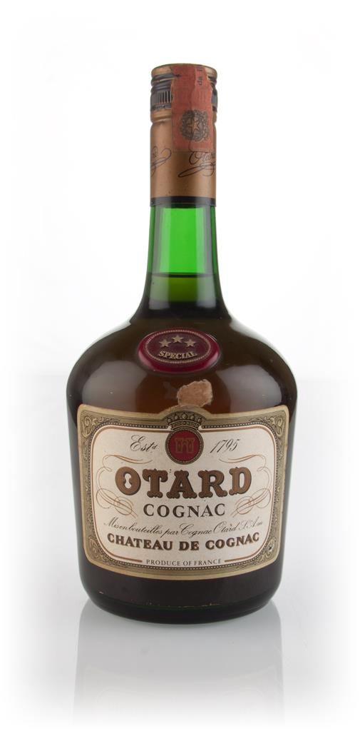 Otard 3 Star - 1960s VS Cognac