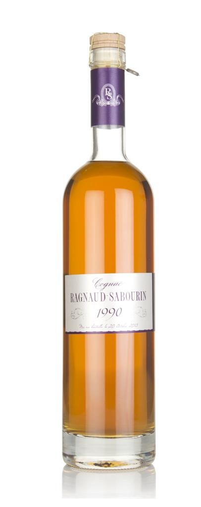 Ragnaud-Sabourin 1990 Grande Champagne  3cl Sample XO Cognac