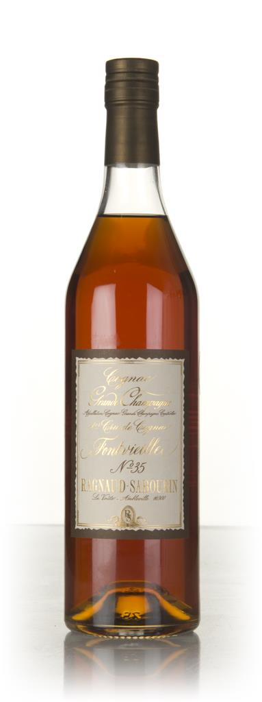Ragnaud-Sabourin No. 35 Fontvieille 3cl Sample XO Cognac