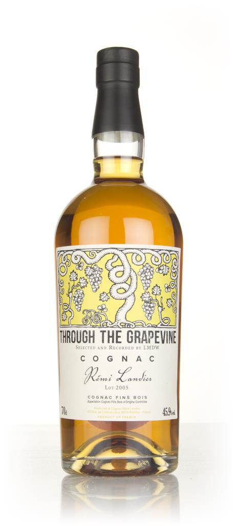 Remi Landier (Lot 2005) - Through The Grapevine (La Maison du Whisky) Hors dage Cognac