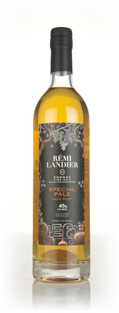 Remi Landier Special Pale Single Barrel (Lot 2012) Cognac