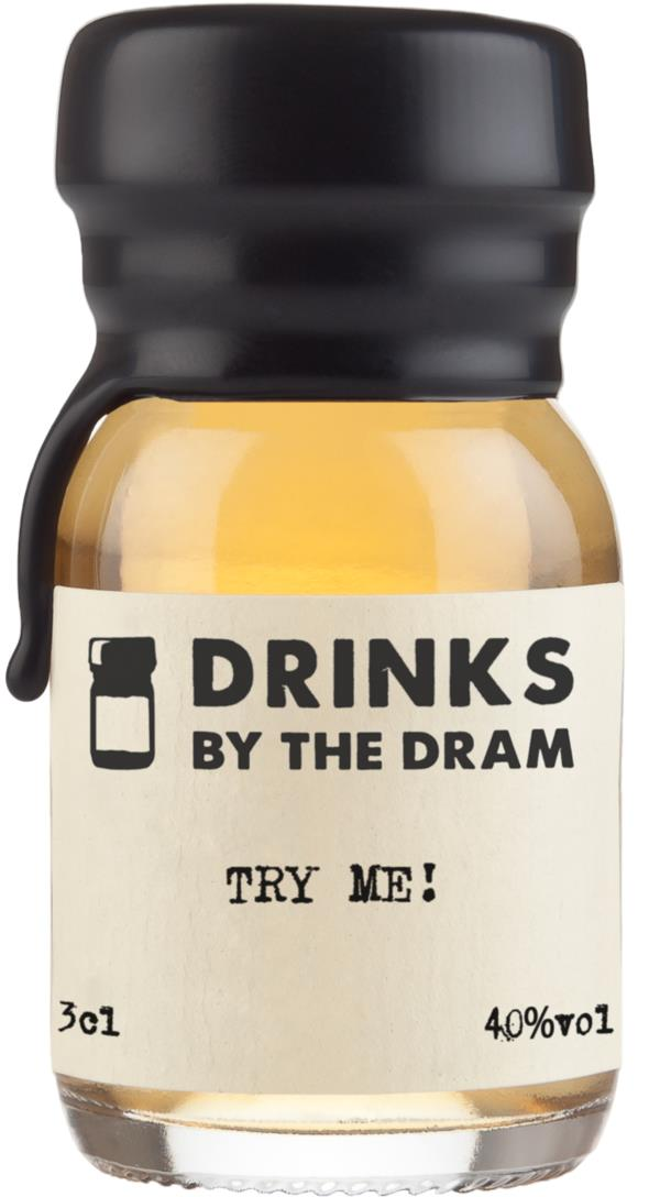 North British 34 Year Old 1978 - Dimensions - Duncan Taylor 3cl Sample Grain Whisky