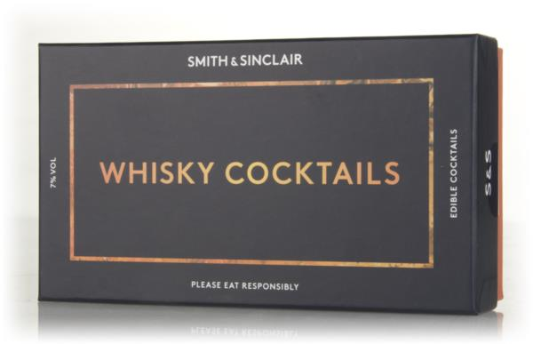 Smith & Sinclair Edible Cocktails - Whisky Food