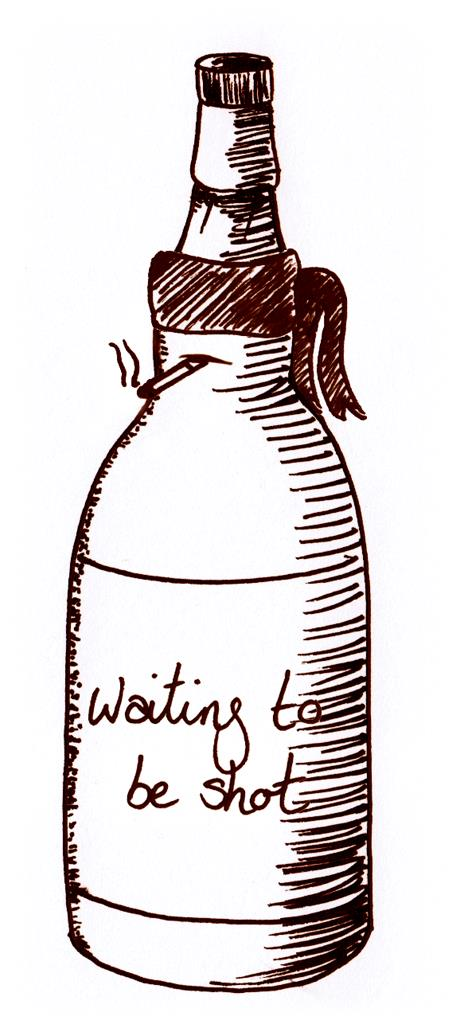 3 Pugs Gin - Blackcurrant 3cl Sample Flavoured Gin