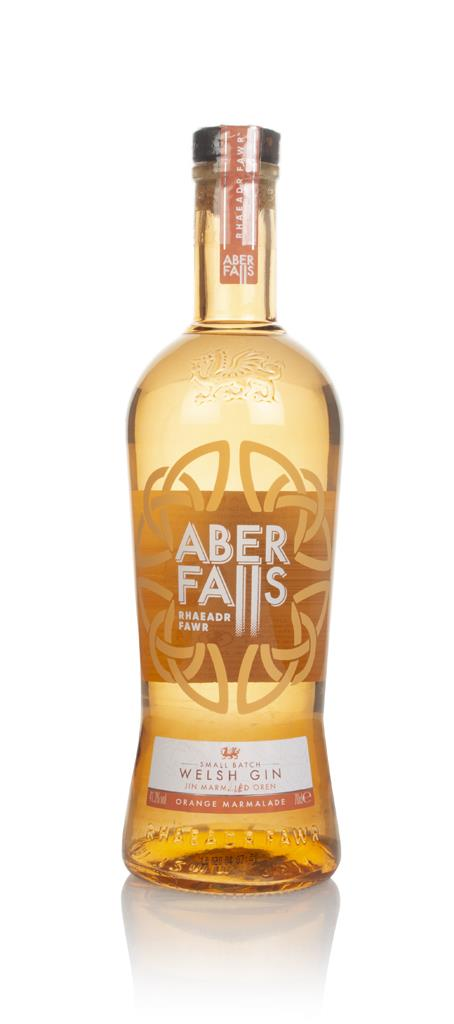 Aber Falls Orange Marmalade Flavoured Gin