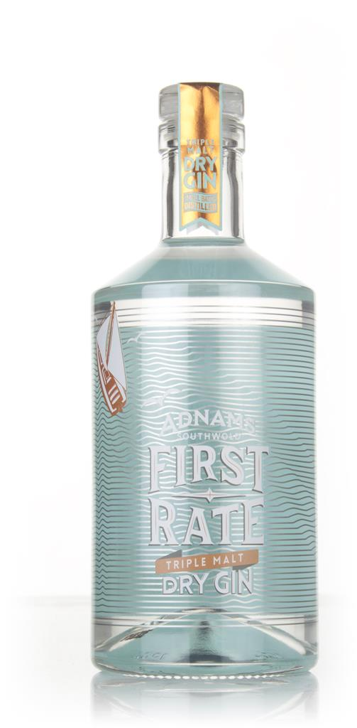 Adnams First Rate Triple Malt Dry Gin 3cl Sample Gin