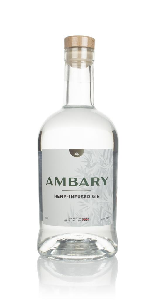 Ambary Hemp-Infused Flavoured Gin