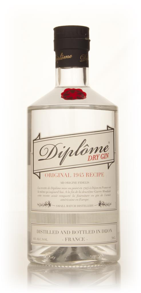 Diplome Dry Gin 3cl Sample Gin