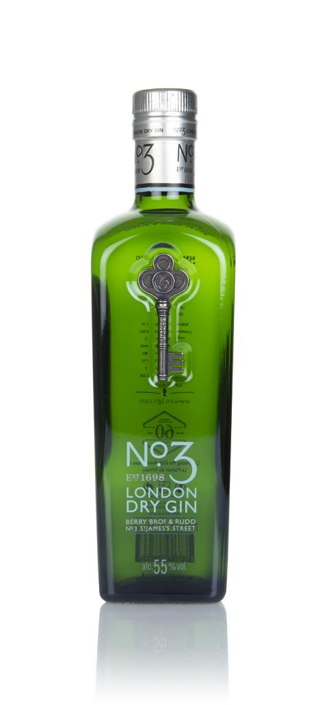 No. 3 Gin - High Strength Gin