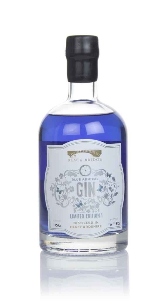 Black Bridge Blue Admiral Flavoured Gin