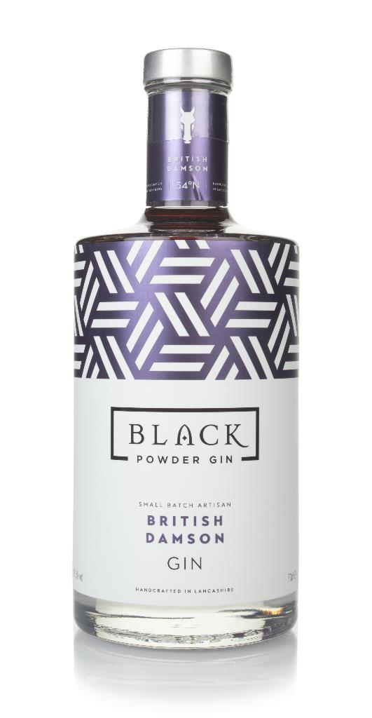 Black Powder British Damson Flavoured Gin