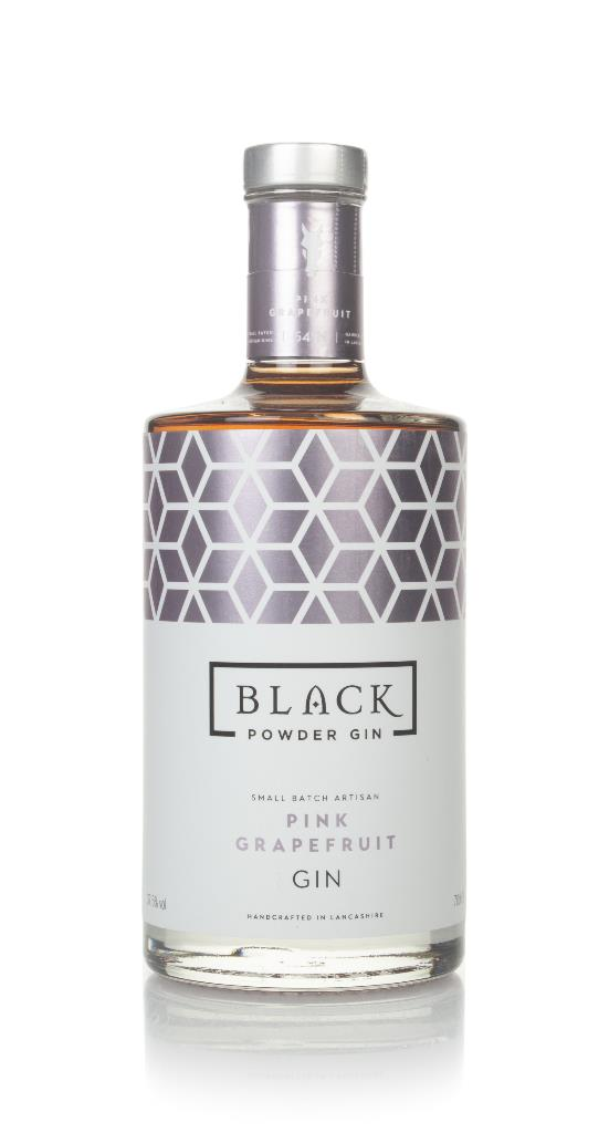 Black Powder Pink Grapefruit Flavoured Gin