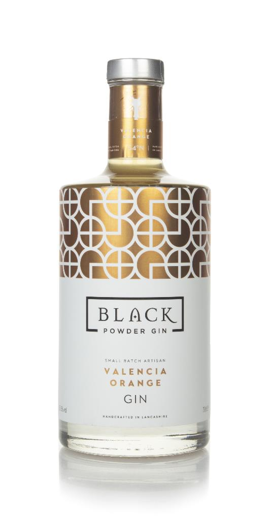 Black Powder Valencia Orange Flavoured Gin