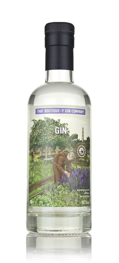 Monastic Gin - Blackwater (That Boutique-y Gin Company) 3cl Sample Gin