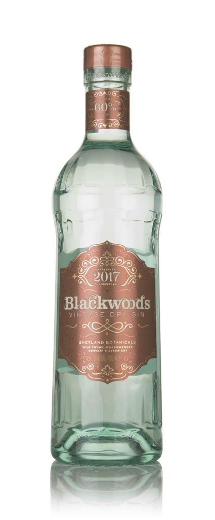 Blackwoods 2017 Vintage Dry Gin Superior Strength Gin