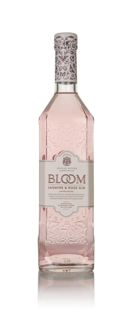 Bloom Jasmine and Rose Flavoured Gin