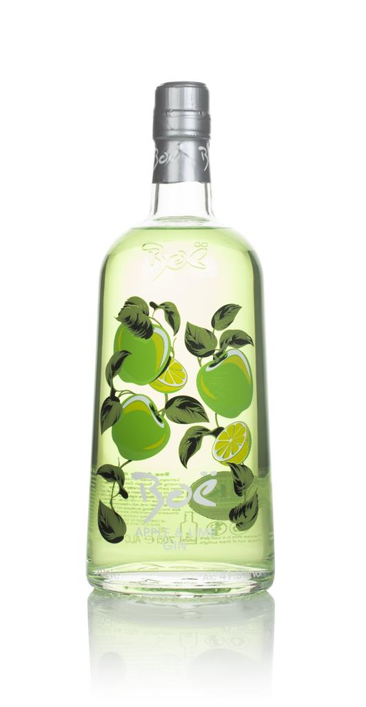 Boe Apple & Lime Flavoured Gin