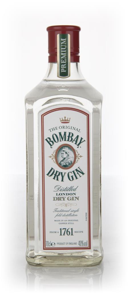Bombay Original London Dry Gin (40%) 3cl Sample London Dry Gin