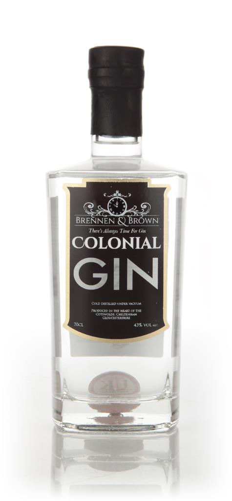 Brennen & Brown Colonial Gin 3cl Sample Gin