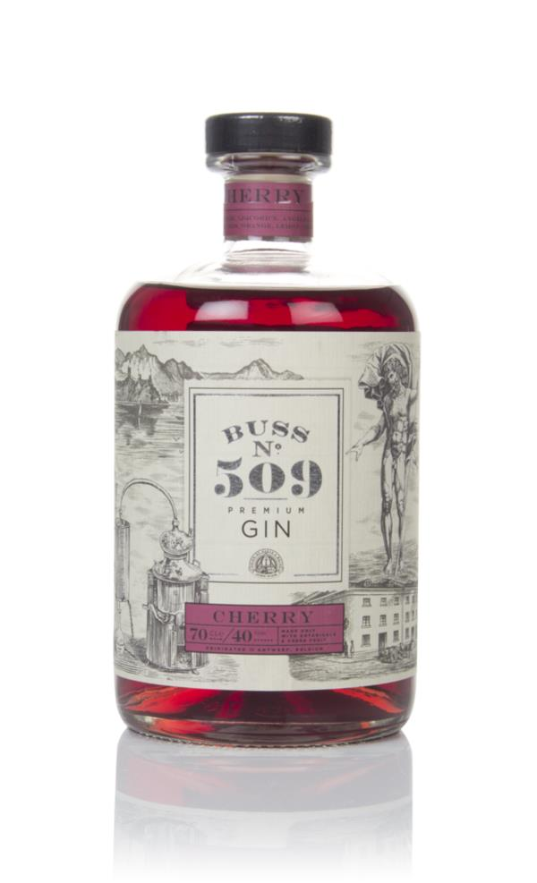 Buss No.509 Cherry Flavoured Gin