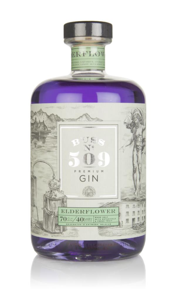 Buss No.509 Elderflower 3cl Sample Flavoured Gin