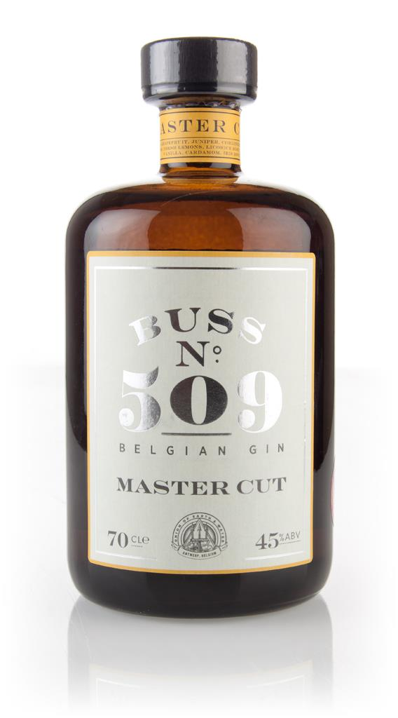 Buss No.509 Master Cut 3cl Sample Gin