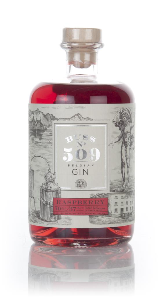 Buss No.509 Raspberry Gin 3cl Sample Gin