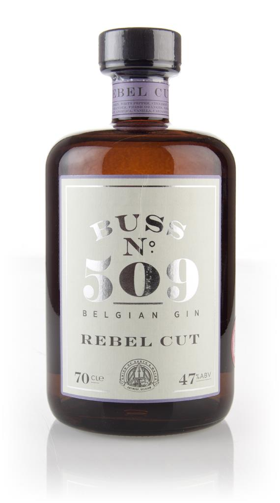Buss No.509 Rebel Cut 3cl Sample Gin