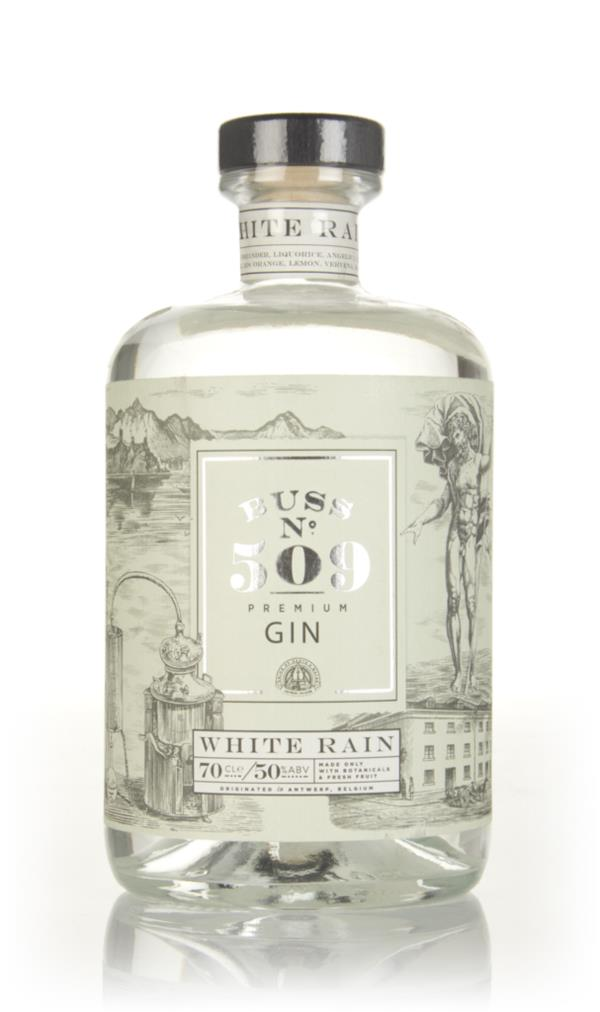 Buss No.509 White Rain Gin
