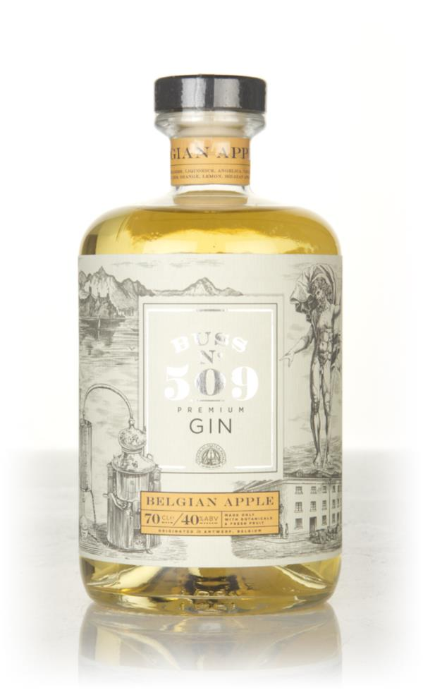 Buss No.509 Belgian Apple Flavoured Gin