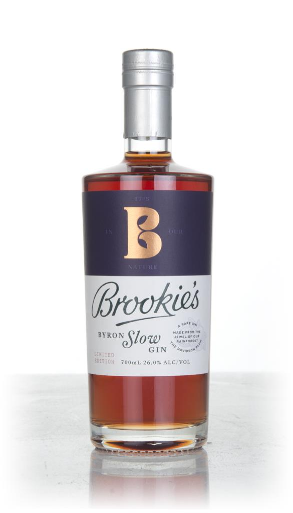 Brookie's Slow Flavoured Gin