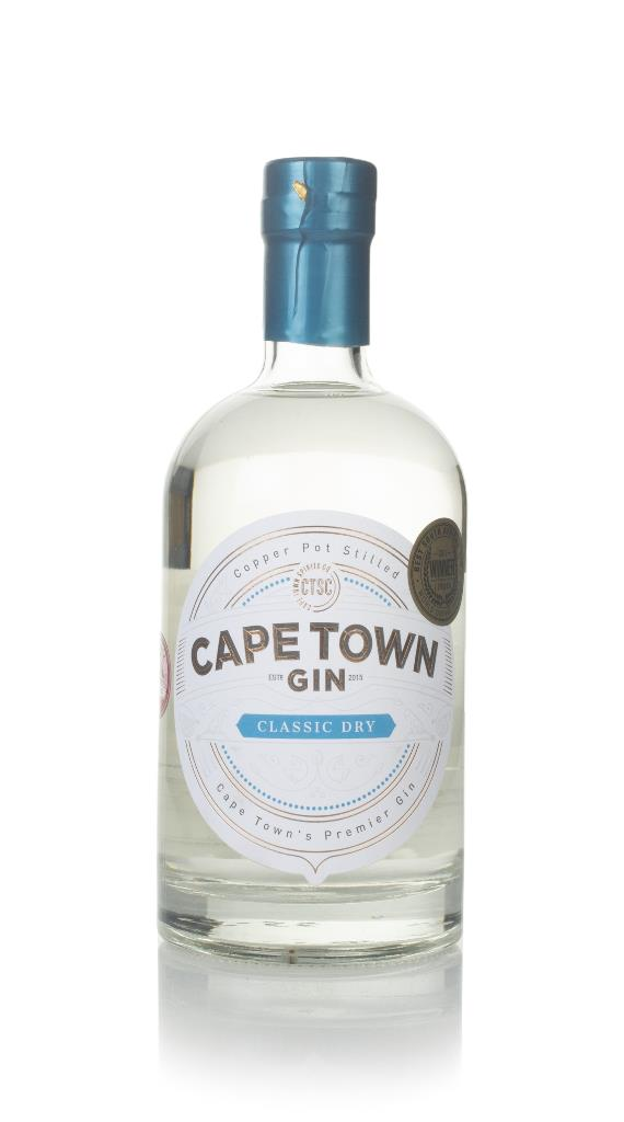 Cape Town Gin & Spirits Co. Classic Dry Gin