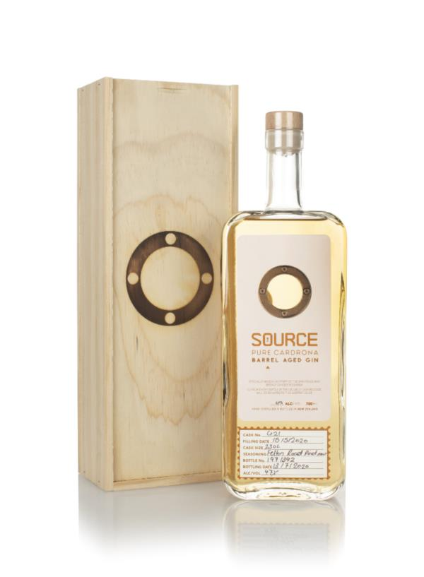 The Source Pinot Noir Barrel Aged Cask Aged Gin
