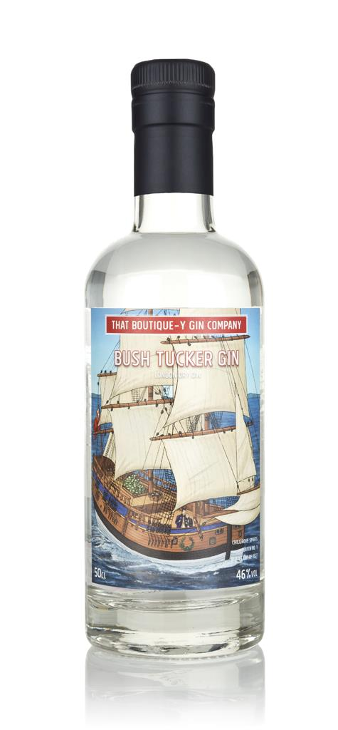Bush Tucker Gin - Chilgrove Spirits (That Boutique-y Gin Company) 3cl London Dry Gin 3cl Sample