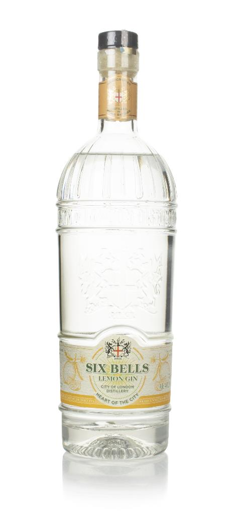 City of London Six Bells Lemon Flavoured Gin