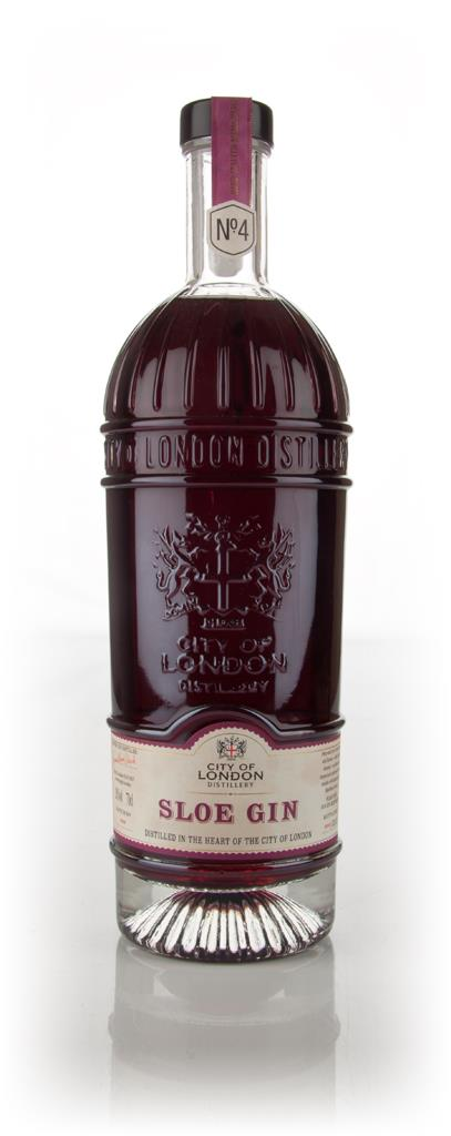 City Of London Sloe Sloe Gin