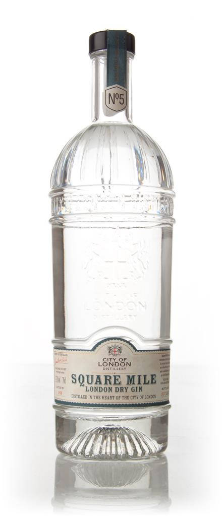 City of London Square Mile Gin 3cl Sample London Dry Gin