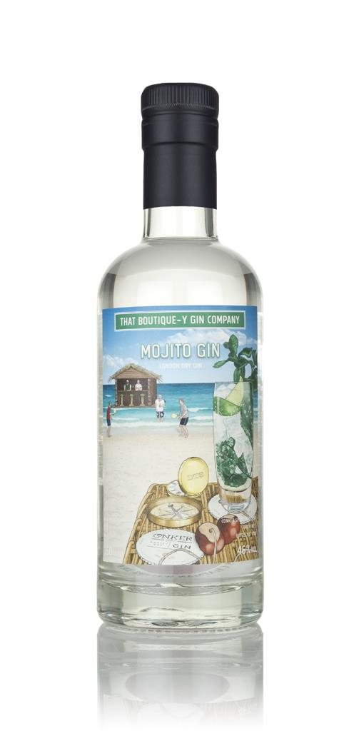 Mojito Gin - Conker Spirit (That Boutique-y Gin Company) London Dry Gin