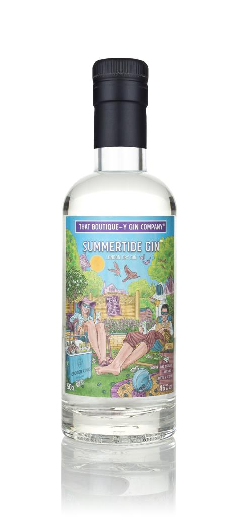 Summertide Gin - Cooper King (That Boutique-y Gin Company) London Dry Gin