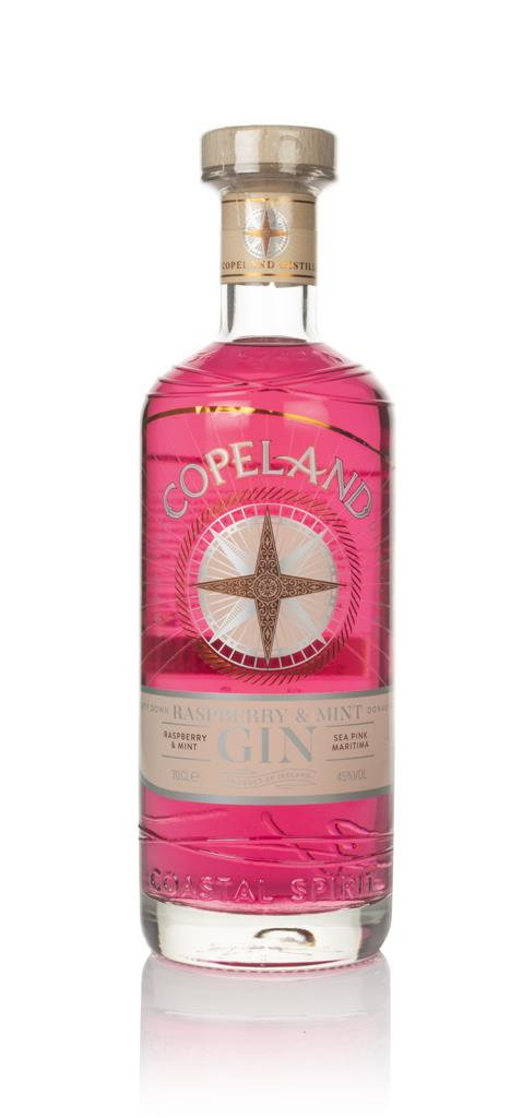 Copeland Gin Raspberry & Mint 3cl Sample Flavoured Gin